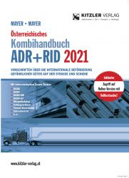 BR Österr. Kombihandbuch ADR + RID 2021