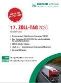 17. Zoll-Tag 2020 für die Praxis