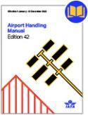 IATA Airport Handling Manual 2022 (9099-42)