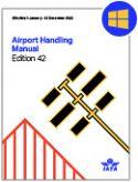 IATA Airport Handling Manual 2022 Windows Software (9343-42)