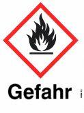 GHS 02 Gefahr 28x28