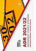 Gefahrgutcodex-Straße 2021/22