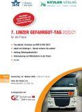 7. Linzer Gefahrgut-Tag 2020/21 für die Praxis
