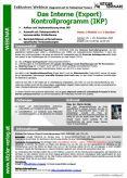 Webinar Das Interne (Export) Kontrollprogramm (IKP)