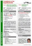Kombi-Seminar Güter des doppelten Verwendungszwecks & Sanktionen und Embargos