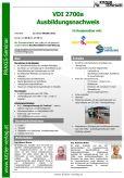 Ladungssicherung VDI 2700a Ausbildungsnachweis