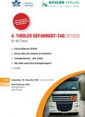 5. Tiroler Gefahrgut-Tag 2020/21 für die Praxis