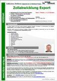 Webinar Zollabwicklung im Export