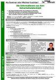 Webinar Die Informationen aus dem Sicherheitsdatenblatt