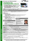 Umsatzsteuer bei Auslandsgeschäften 2021/22