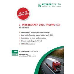 3. Innsbrucker Zoll-Tagung 2020