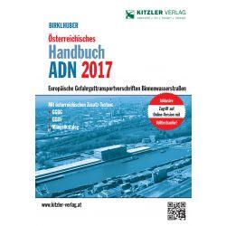 Österreichisches Handbuch ADN 2017
