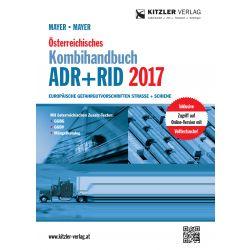 Österreichisches Kombihandbuch ADR + RID 2017