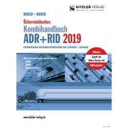LB Österr. Kombihandbuch ADR + RID 2019