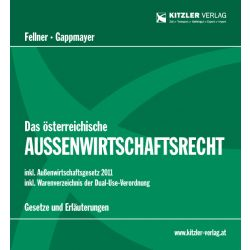 Das österreichische Außenwirtschaftsrecht