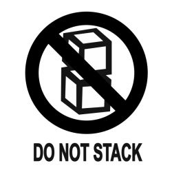 DO NOT STACK 100x100