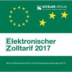 Elektronischer Zolltarif 2017