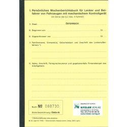 176 B Fahrtenbuch