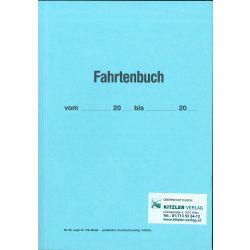 176 Bund Fahrtenbuch