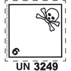 GZ 6.1 mit UN Totenkopf