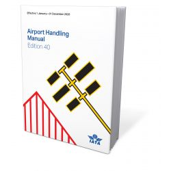IATA Airport Handling Manual 2020 (9099-40)