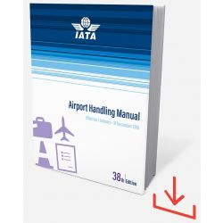 IATA Airport Handling Manual 2018 DL