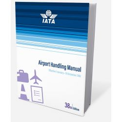 IATA Airport Handling Manual 2018