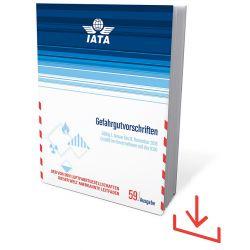 IATA DGR 2018 59th Edition Deutsch DL