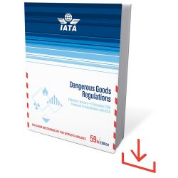 IATA DGR 2018 59th Edition Englisch DL