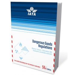 IATA DGR 2018 59th Edition Englisch