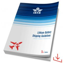 IATA Lithium Battery Shipping Guidelines 2018 DL