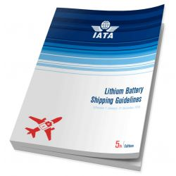 IATA Lithium Battery Shipping Guidelines 2018