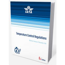 IATA Temperature Control Regulations 2018 KIT