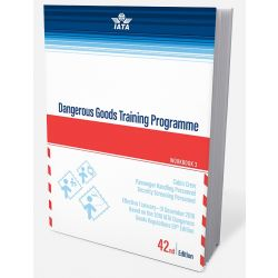 IATA DG Training Programme - Workbook 3