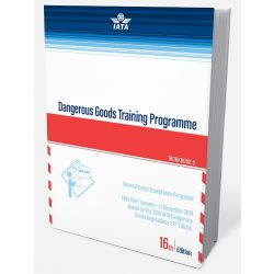 IATA DG Training Programme - Workbook 5