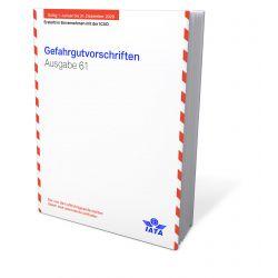 IATA DGR 2020 61. Ausgabe Deutsch (9068-61)