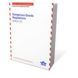 IATA DGR 2020 61st Edition Englisch (9065-61)