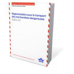 IATA DGR 2020 Edition 61 Französisch (9066-61)