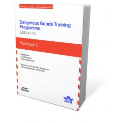 IATA DG Training Programme - Workbook 2 (9070-44)