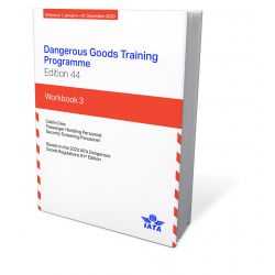 IATA DG Training Programme - Workbook 3 (9071-44)