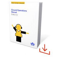 IATA Ground Operations Manual 9th Edition Windows Version (9402-09)