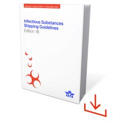 Infectious Substances Shipping Guidelines 2019/2020 Windows Version (8540-15)