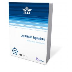 IATA Live Animals Regulations 2019 (9105-45)