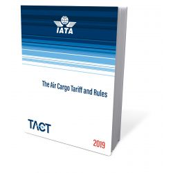 IATA TACT Rules Manual (3x p.a.)