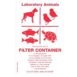 Live Laboratory Animals