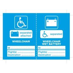 Wheelchair IATA Cargo