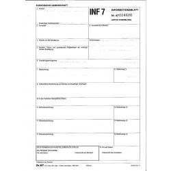 INF 7 Za 207