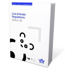 IATA Live Animals Regulations 2020 (9105-46)