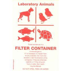 Laboratory Animals IATA Cargo