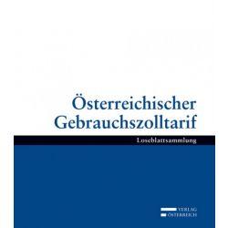 Österreichischer Gebrauchszolltarif